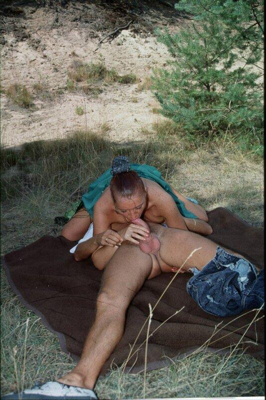 Amateur Indianer Sex im Freien